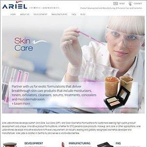 Ariel Labs Website