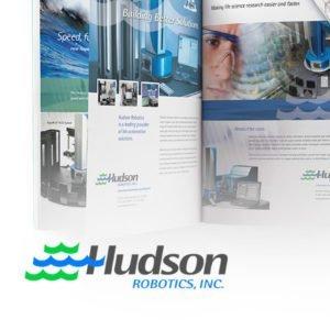 Hudson Robotics Ad
