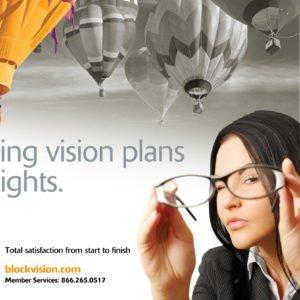 Block Vision Marketing Materials