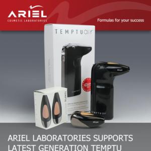 Ariel Laboratories Ad