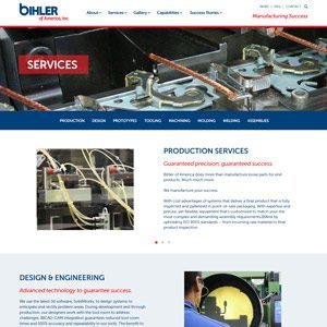 Bihler Website Image