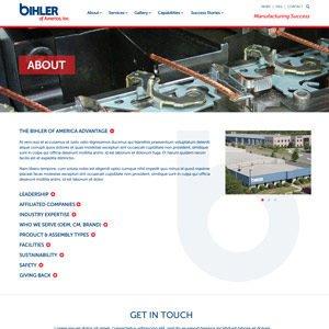 Bihler Website Image