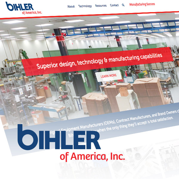 Bihler of America