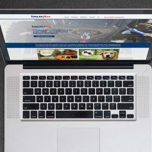 Bihler Flex website on devices