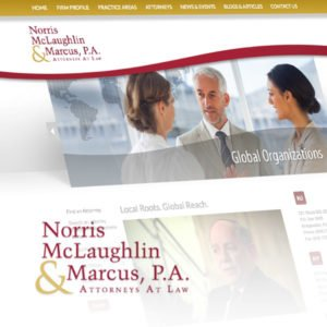 Norris McLaughlin & Marcus Ad