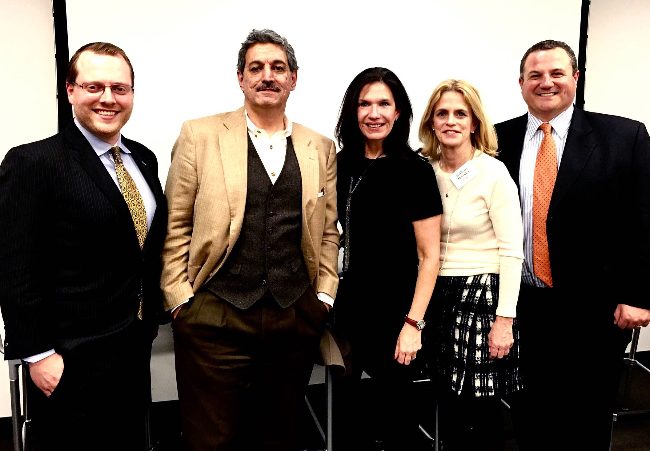 Ed Delia - Featured Panelist at the Luxury Marketing Council meeting in NY