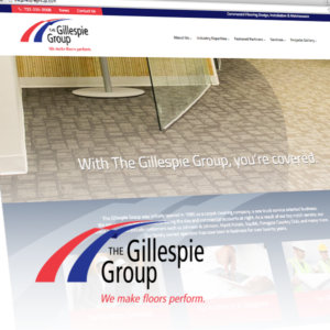 The Gillespie Group Ad