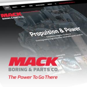 Mack Boring & Parts Ad