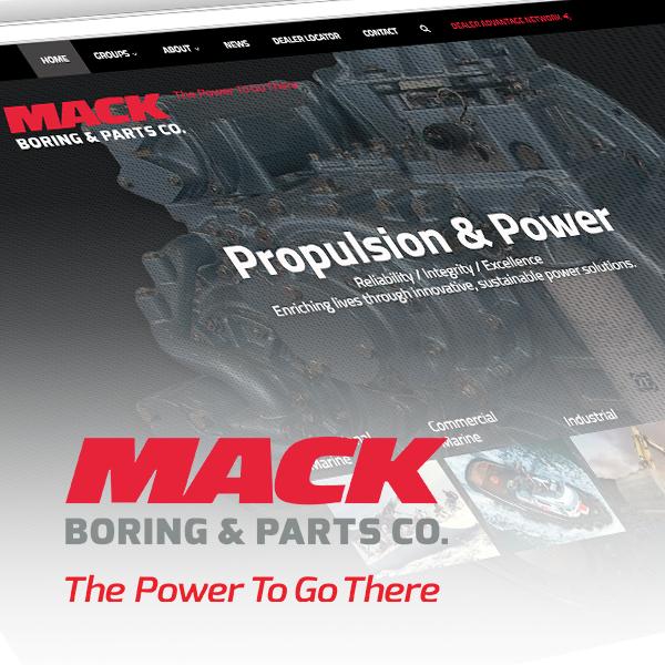 Mack Boring & Parts