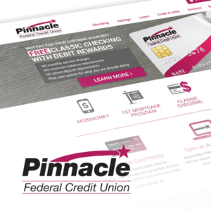 Pinnacle Federal Credit Union Ad