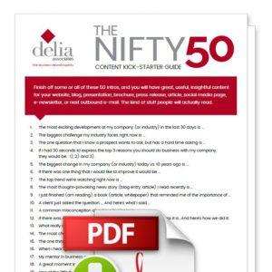 Nifty 50 PDF