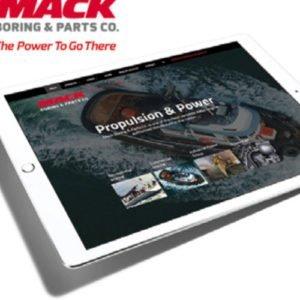Mack Boring Ad