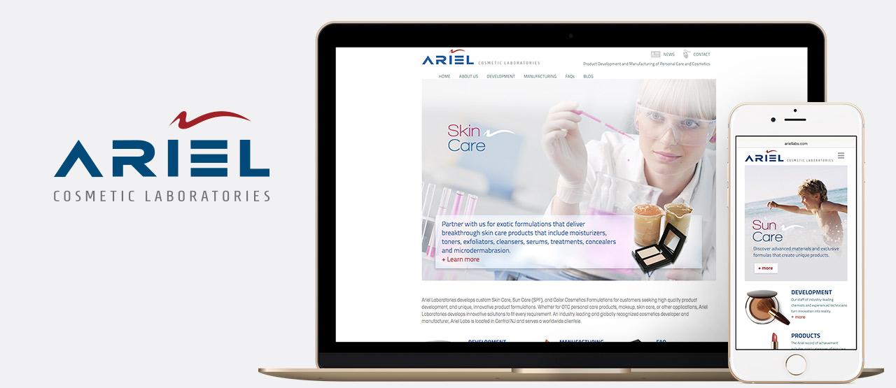 Ariel Laboratories Hero Image