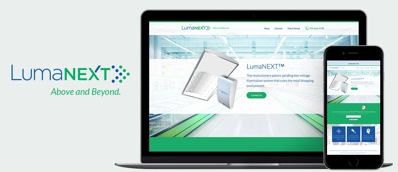 LumaNext Hero Image