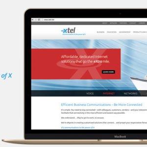 Xtel Hero Image
