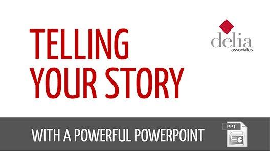 Powerpoint Tips - Delia Associates