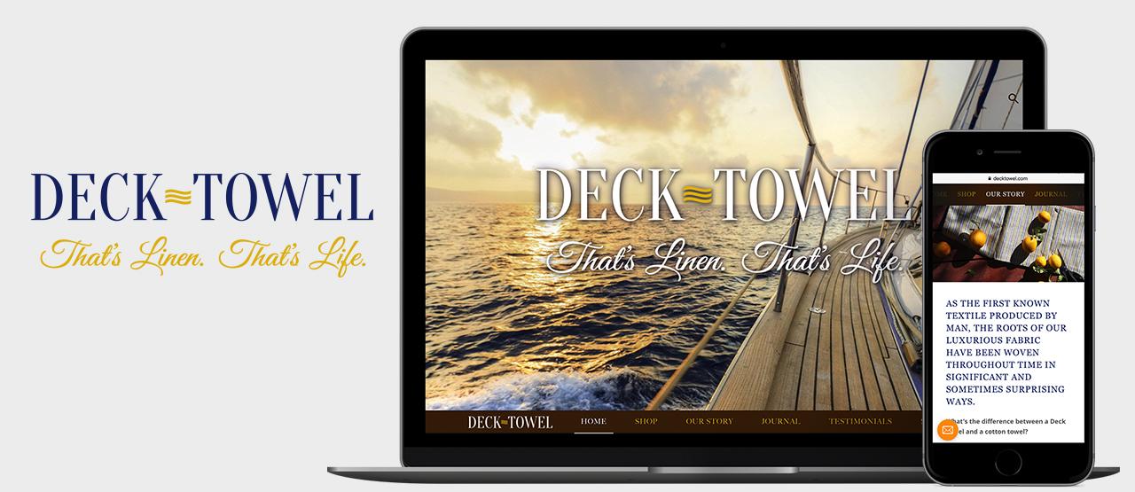 Deck Towel Hero Image