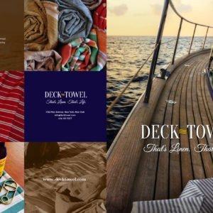 Deck Towel Print Marketing