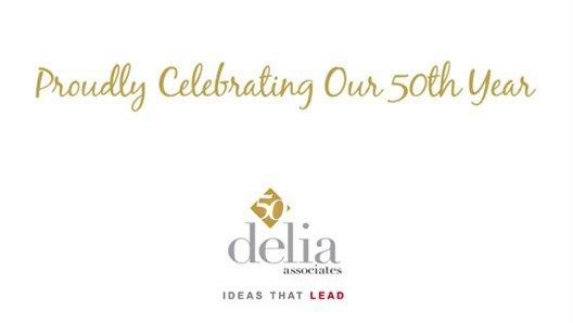Celebrating 50 Years Delia