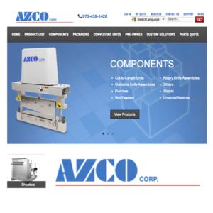 AZCO Website