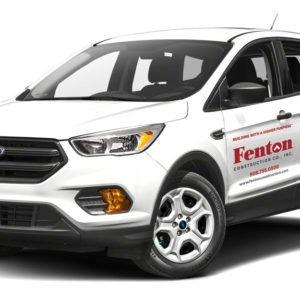 Fenton Construction Vehicle - Delia Associates