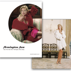 Flemington Furs Ad