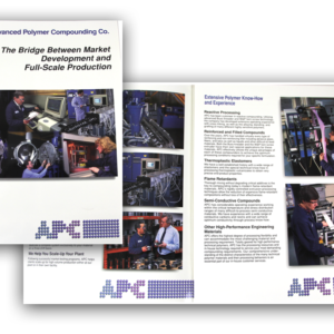 Advanced Polymer Compounding Co Brochure