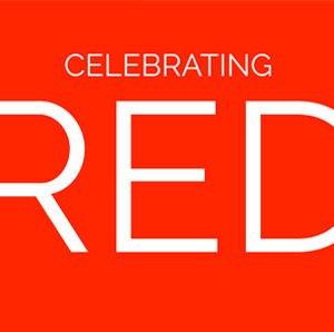 Celebrating RED
