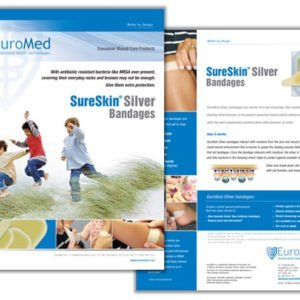 Euromed Corporate Literature by Delia Associates
