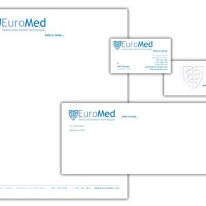 Euromed Corporate Materials by Delia Associates