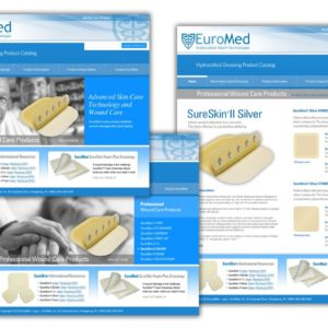 EuroMed Website by Delia Associates