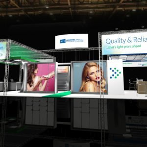 LumaNext Booth Design