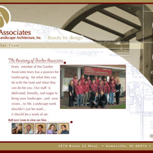 Delia Associates Web Deisgn
