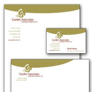Garden Associates Branding by Delia Associates