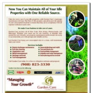 Garden Associates Brand Development by Delia Associates