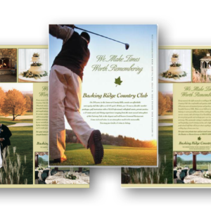 Basking Ridge Country Club Brand Development