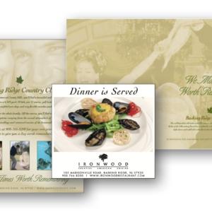 Basking Ridge Country Club Brand Marketing