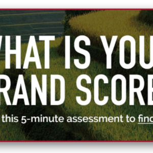 Brand Score Banner