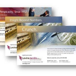 Levine Jacobs Brand Developement