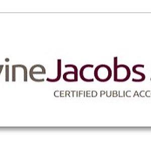 Levine Jacobs Logo Design by Delia Associates