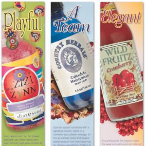 Label Graphics Ads