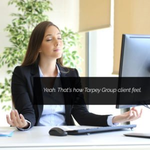 Tarpey Group Brand Tagline