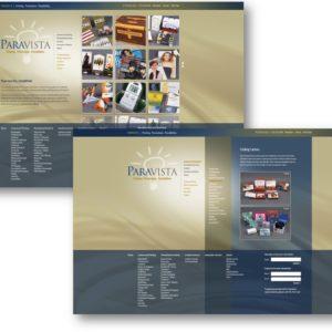Paravista Website