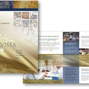 Paravista Booklet