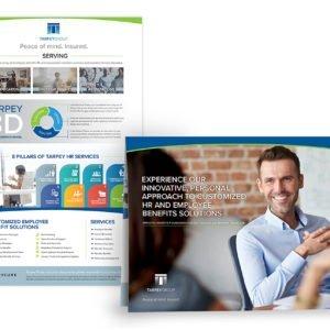 Tarpey Group Marketing Materials