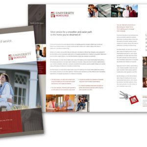 University Mortgage Brochure