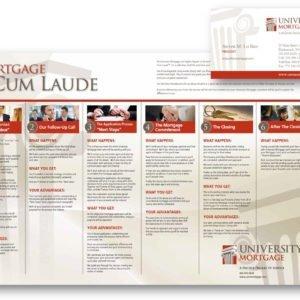 University Mortgage Brochure