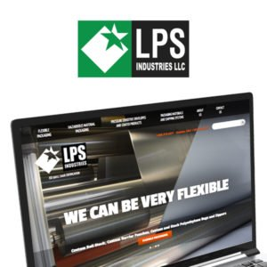 LPS Industries site and Logo