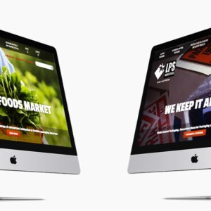 LPS Industries site on Desktops
