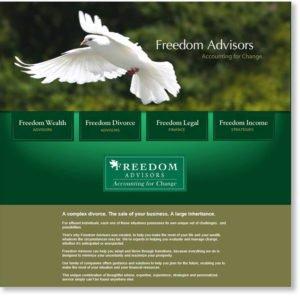 Freedom Advisors Flyer